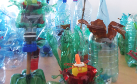 team building et animation recyclage