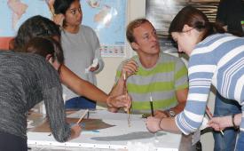 animation journée d'intégration étudiants