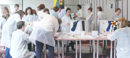 animation et teambuilding incentive pour seminaire et autres manifestations professionnelle