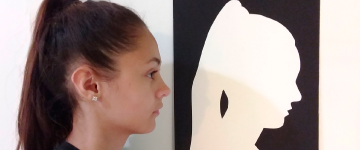 animation team-building silhouette